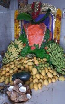 Hanuman Anjaneya Puja