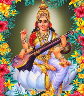 Saraswati Devi Puja