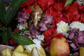 Ganesh puja scaled e1593790918882